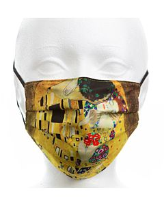 Art Mask The Kiss