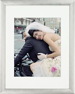 Nielsen Tuscany Silver - Frame Opening: 16x20