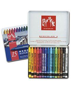 Caran d'Ache Neocolor II Crayons Set of 30 - Assorted Colors