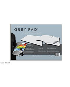 NW GREY RECT PALETTE PAD