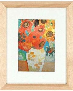 Nielsen Gallery Natural Frame - Frame Opening: 14x18