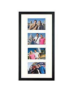 Nielsen Tribeca Black Collage Frame - Frame Opening: 10x20