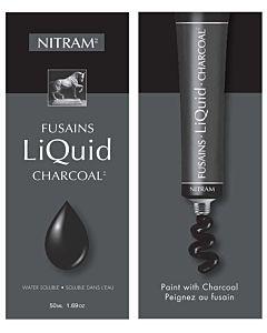 Nitram Liquid Charcoal 50ml 1.69oz