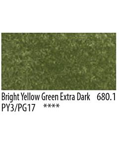 PanPastel Soft Pastels - Bright Yellow Green Extra Dark