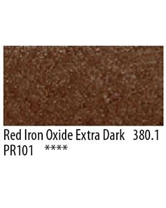 PanPastel Soft Pastels - Red Iron Oxide Extra Dark