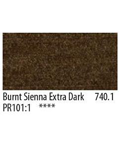 PanPastel Soft Pastels - Burnt Sienna Extra Dark