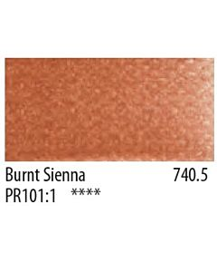 PanPastel Soft Pastels - Burnt Sienna #740.5