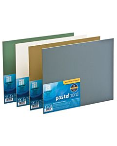 "Ampersand Pastelbord 12x16"" - Grey"