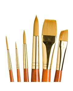Princeton Value Brush Set #9153