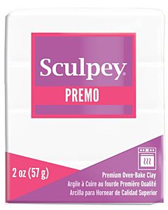 Sculpey Premo - 2oz White
