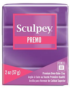 Sculpey Premo - 2oz Purple Pearl