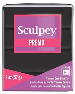 Sculpey Premo - 2oz Black