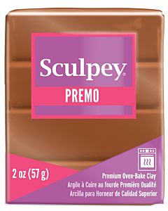 Sculpey Premo - 2oz Copper