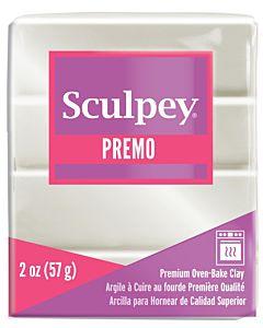 Sculpey Premo - 2oz Pearl