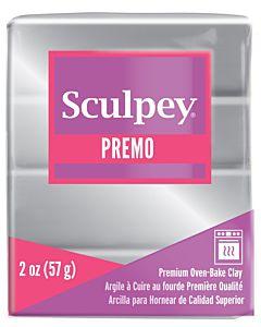 Sculpey Premo - 2oz Silver
