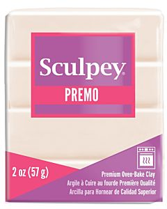 Sculpey Premo - 2oz Translucent