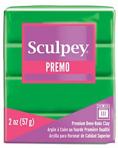 Sculpey Premo - 2oz Green
