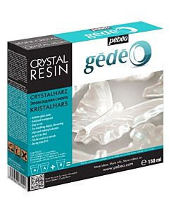Crystal Resin 150Ml Kit