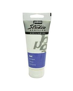 Pebeo Studio Acrylics Gloss Gel 100ml