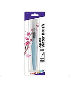 Pentel Aquash Water Brush Flat