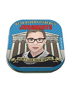 Ruth Bader Ginsburg Judgemints
