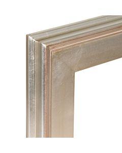 """Plein Air Frame Single 14x18"""" - Silver"""