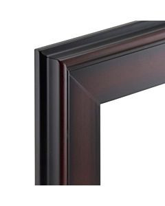 "Plein Air Frame Single 9x12"" - Mahogany"