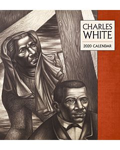 Charles White 2020 Wall Calendar