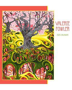 Valerie Fowler 2020 Wall Calendar