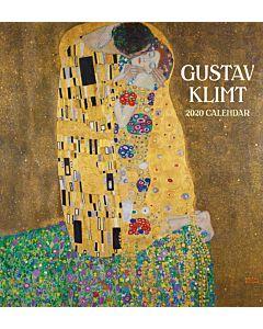 Gustav Klimt 2020 Wall Calendar