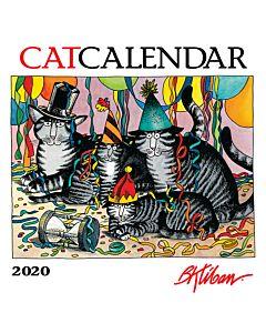 B. Kliban: CatCalendar 2020 Wall Calendar