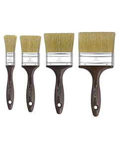 Princeton Series 5450 Gesso Brush Natural Bristle - Flat - Size 4""