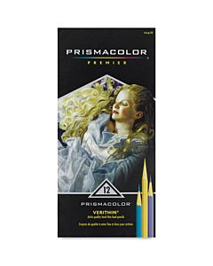 Prismacolor Verithin Pencil 12 Color Set