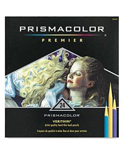 Prismacolor Verithin Pencil 24 Color Set
