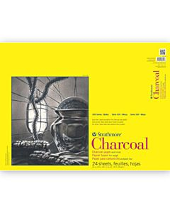 Strathmore 300 Series Charcoal Pad 18x24