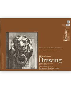 Strathmore 400 Series Drawing Pad Smooth - 18x24