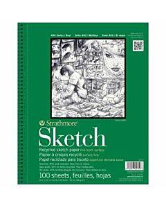 Strathmore 400 Series Sketch Pad - 14x17