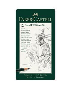 Faber Castell 9000 Pencil Art 12