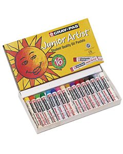 Cray Pas Jr Artist 16-Color Set