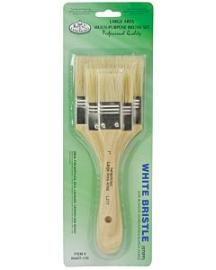 Large Area Brush 3-Pack - Bristle