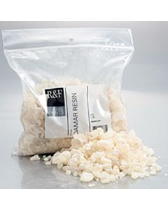 R&F Encaustic Handmade Paint - Damar Resin Crystals 1lb Bag