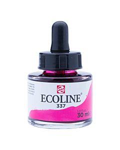 Talens Ecoline Liquid Watercolor 30ml Pipette Jar - Magenta