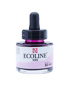 Talens Ecoline Liquid Watercolor 30ml Pipette Jar - Pastel Rose