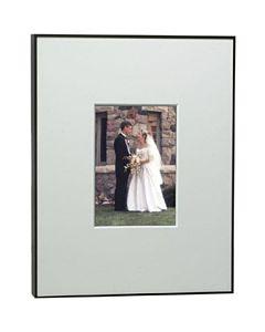 Nielsen Photography Black - Frame Opening: 16x20 - Mat Opening: 11x14
