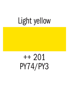 Royal Talen's Gouache 20ml - #201 - Light Yellow