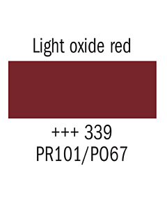 Royal Talen's Gouache 20ml #339 - Light Oxide Red