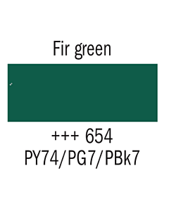 Royal Talen's Gouache 20ml #654 - Fir Green