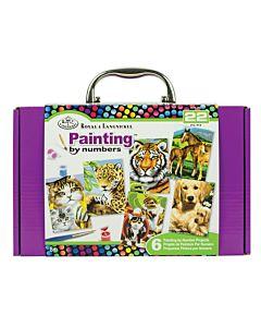 Color Box Paint By Number Mini Set