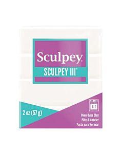 Sculpey 2oz White