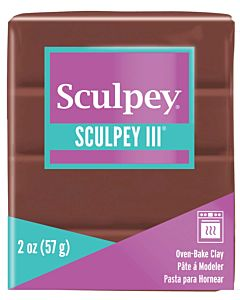 Sculpey 2oz Chocolate